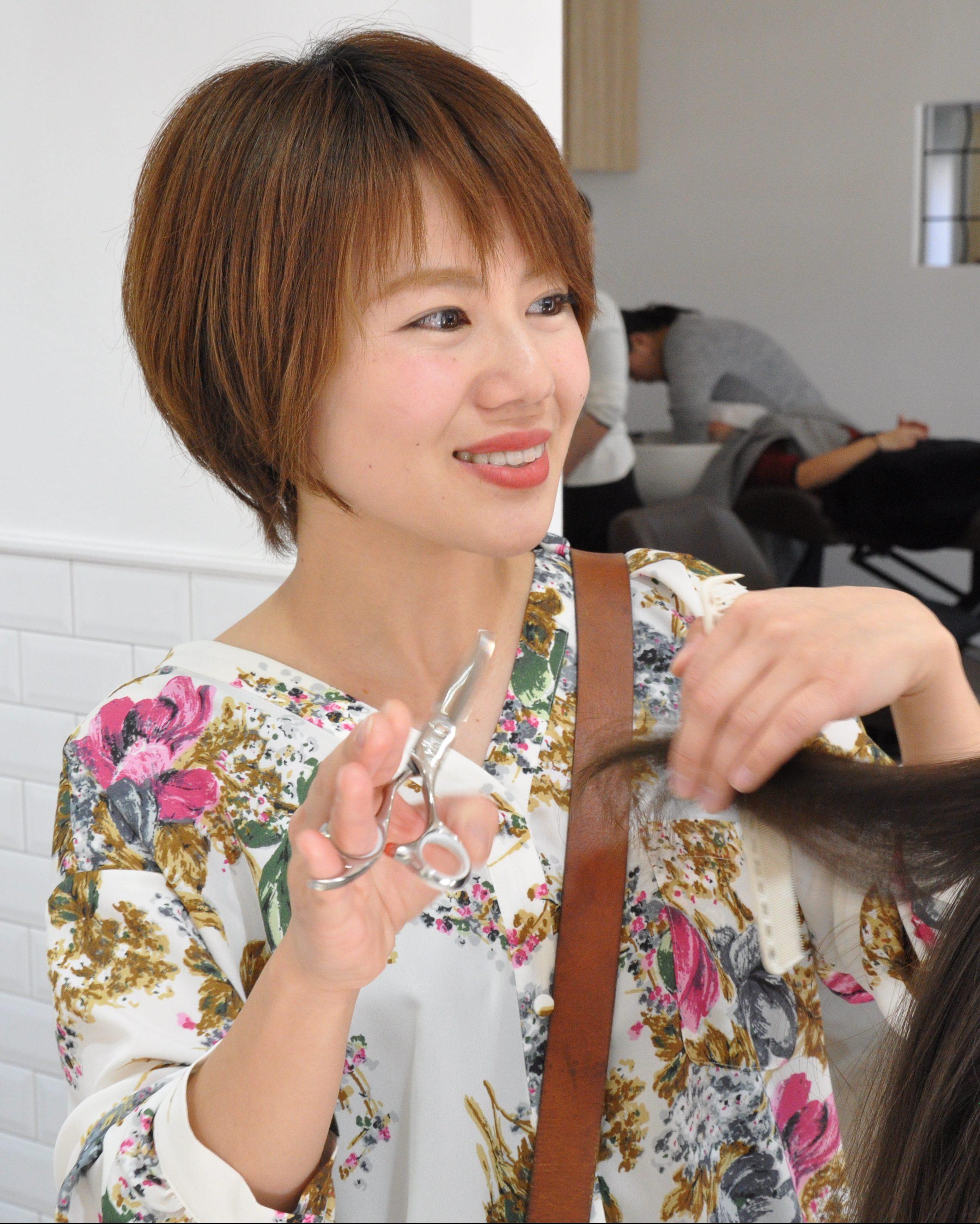 豊橋市の美容室(美容院) KYLiE | 夏目佐智子
