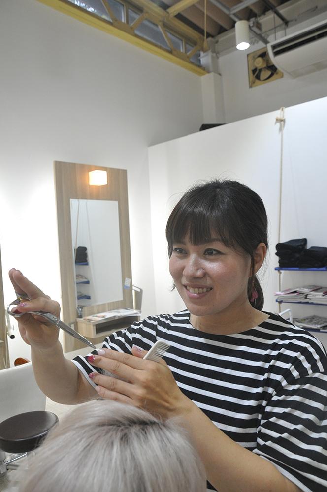 豊橋市の美容室(美容院) KYLiE | 山田 美香