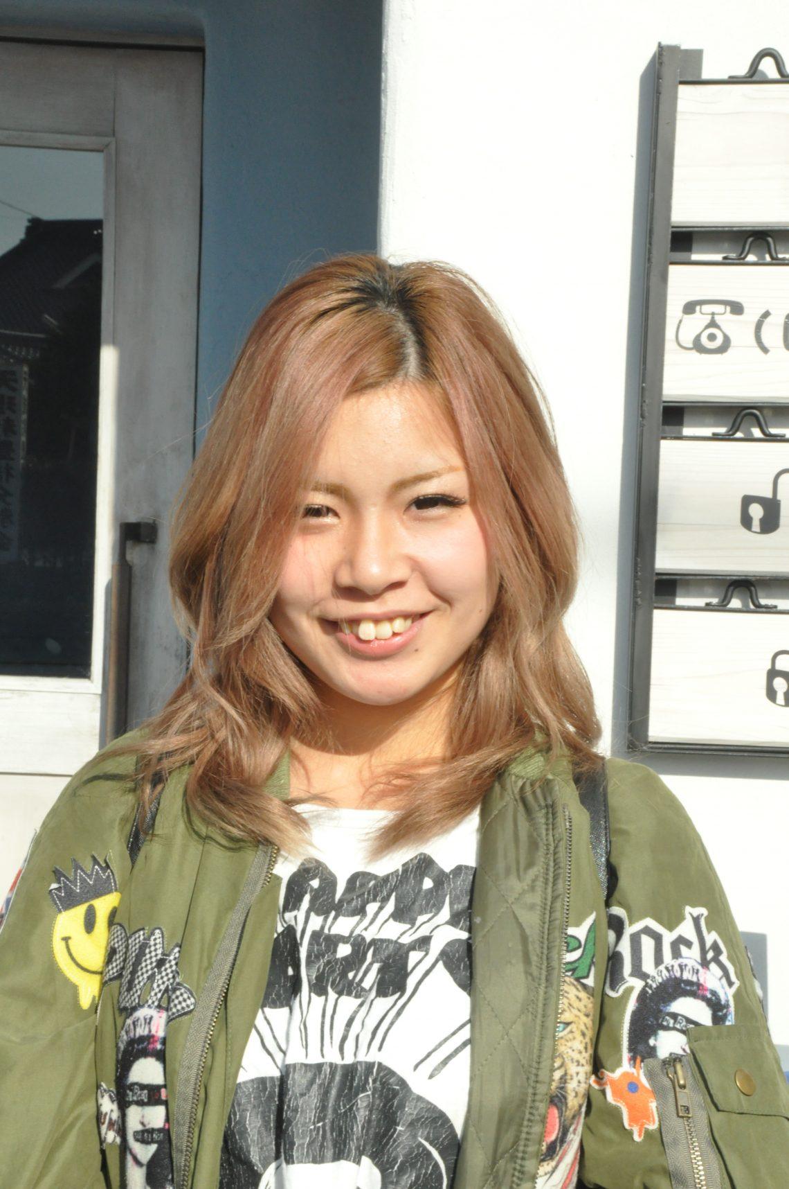 豊橋市の美容室(美容院) KYLiE | 山口 愛花